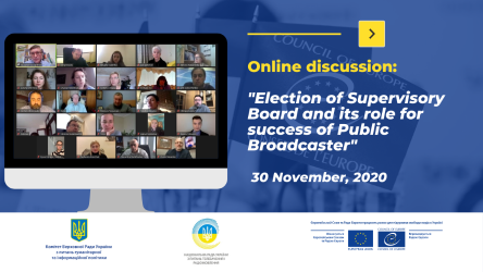 Election of Supervisory Board and its role for success of Public Broadcaster