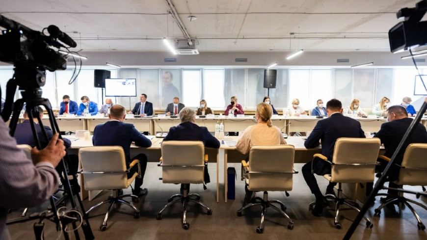 The second meeting of the Barrier-Free Environment Council in Ukraine took  place - News & Events