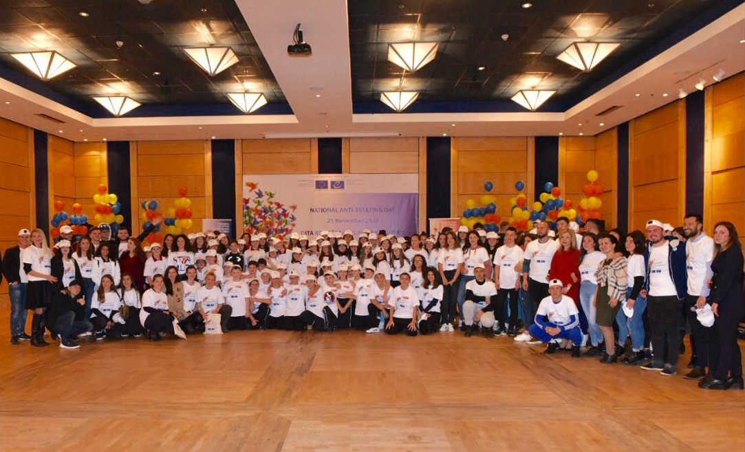 National Anti-Bullying Day celebrated in Albania