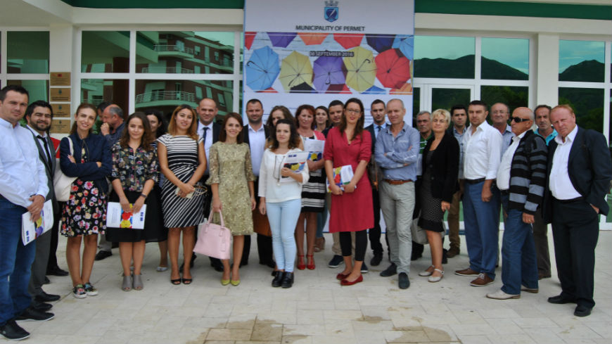 "Municipality of Permet organises ""Open Day"" event"