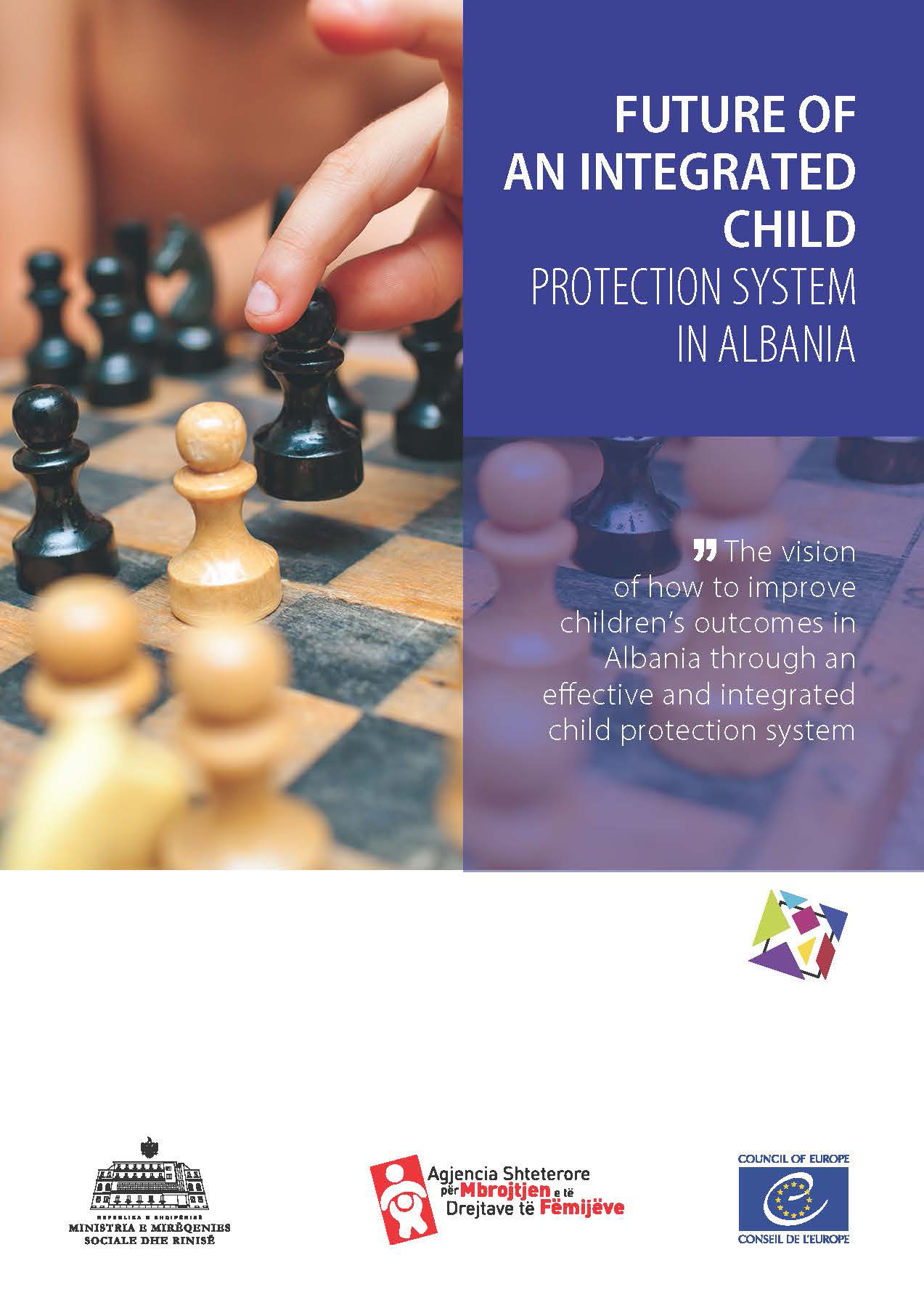 White paper: Future of an integrated child protection system in Albania