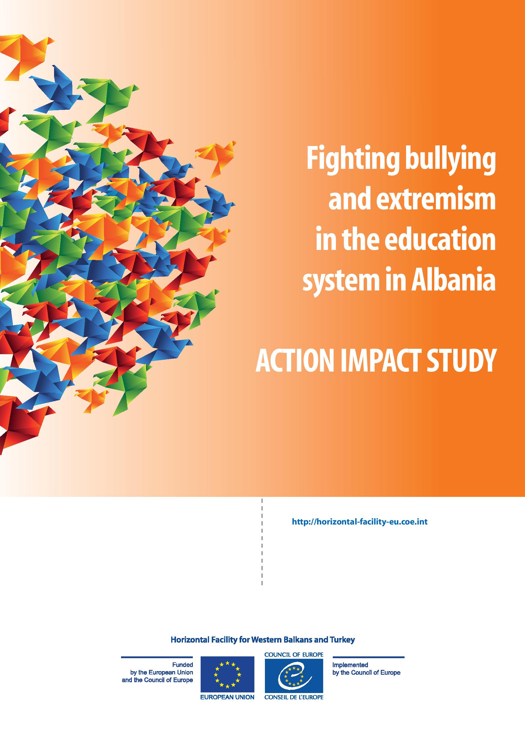 Bullying and Extremism in the Education System - Action Impact Study