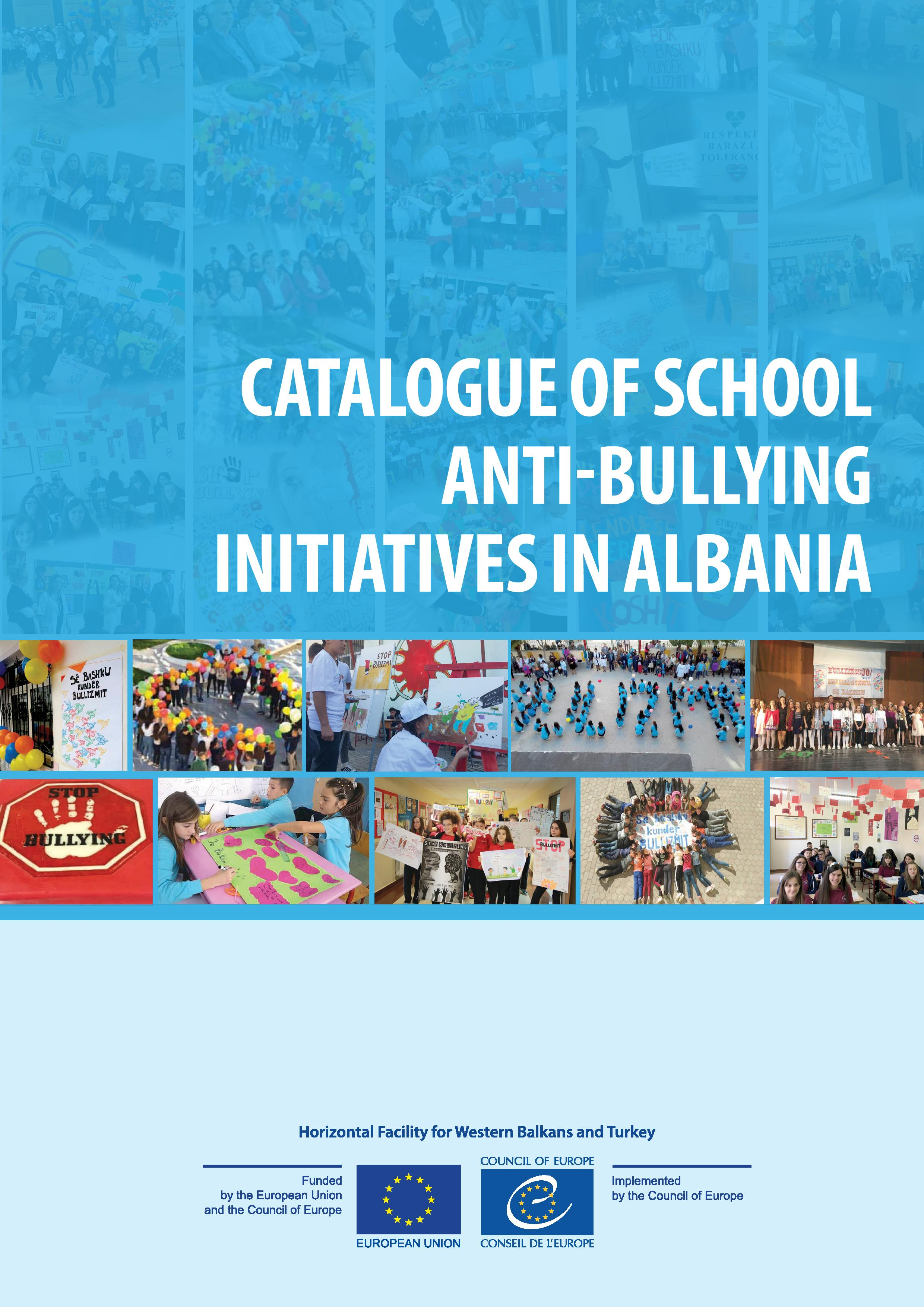 Catalogue of School Anti-bullying initiatives in Albania