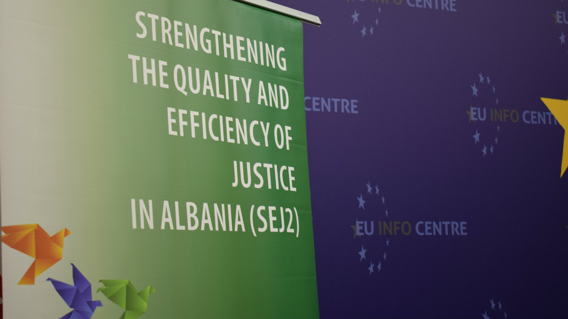 Clarifying the new roles of court presidents, chancellors, and legal advisors and legal assistants in Albania