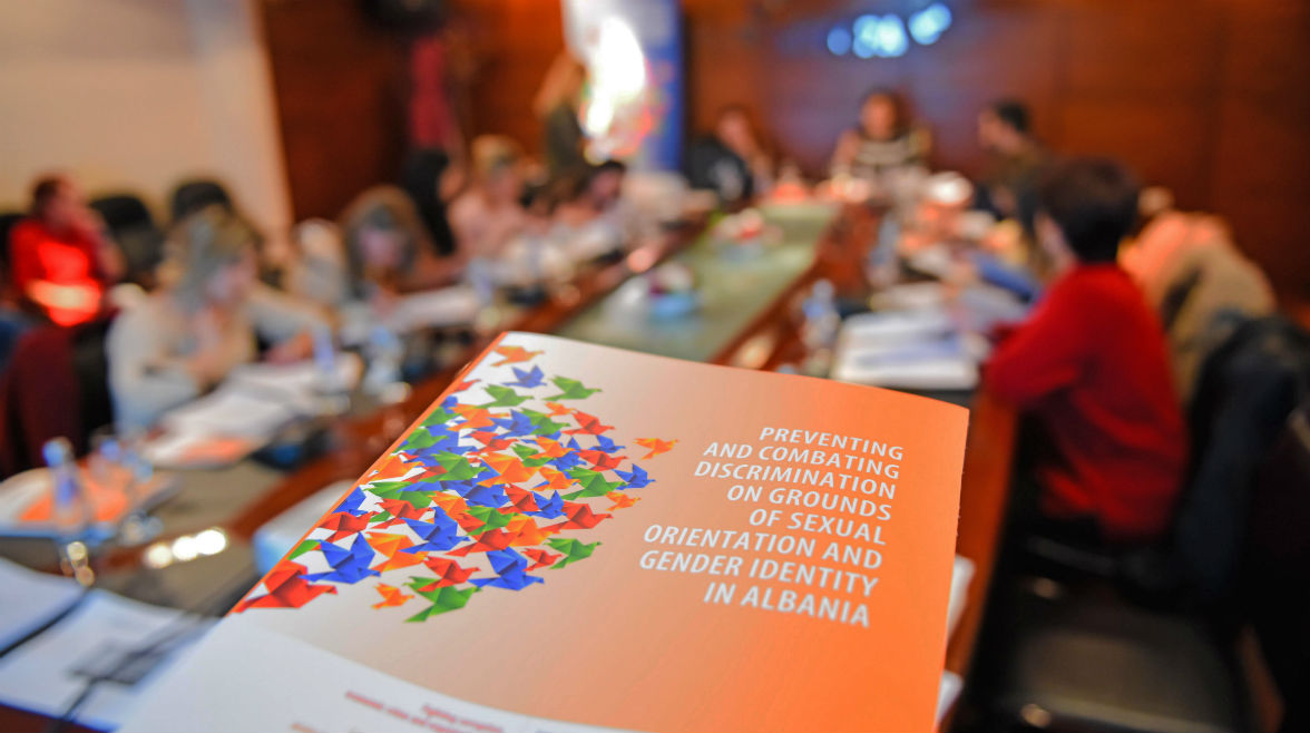 Training of gender officers from 30 municipalities