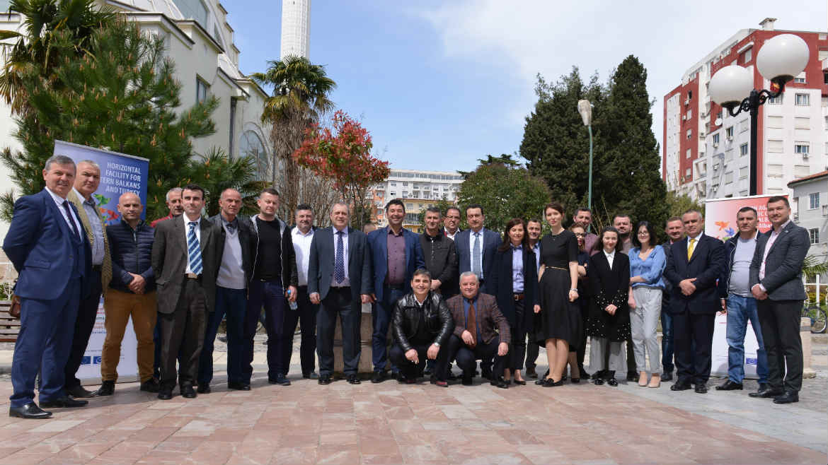 Regional prosecutors and investigators in Albania trained on asset recovery, seizure and confiscation