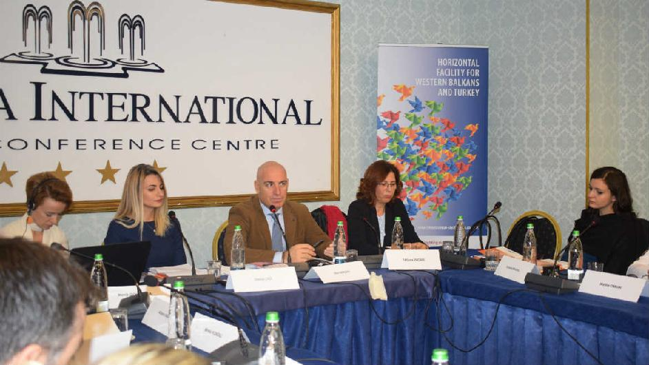 Presentation of the Roadmap for preventing bullying in the education system in Albania
