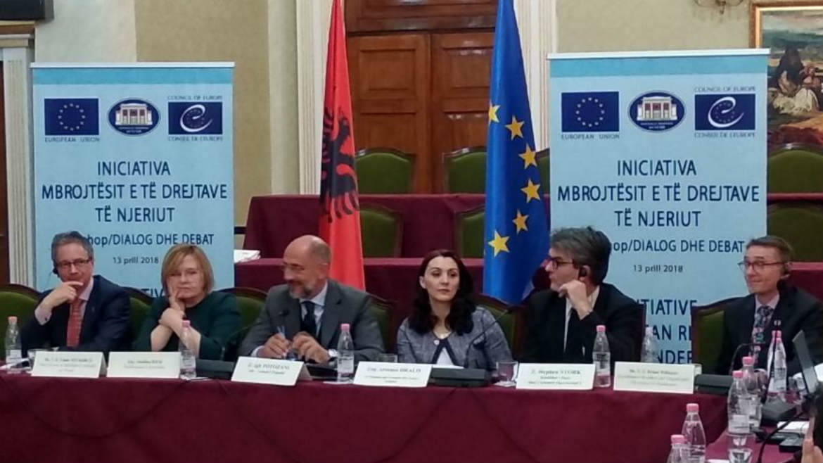 Initiative to support human rights defenders in Albania