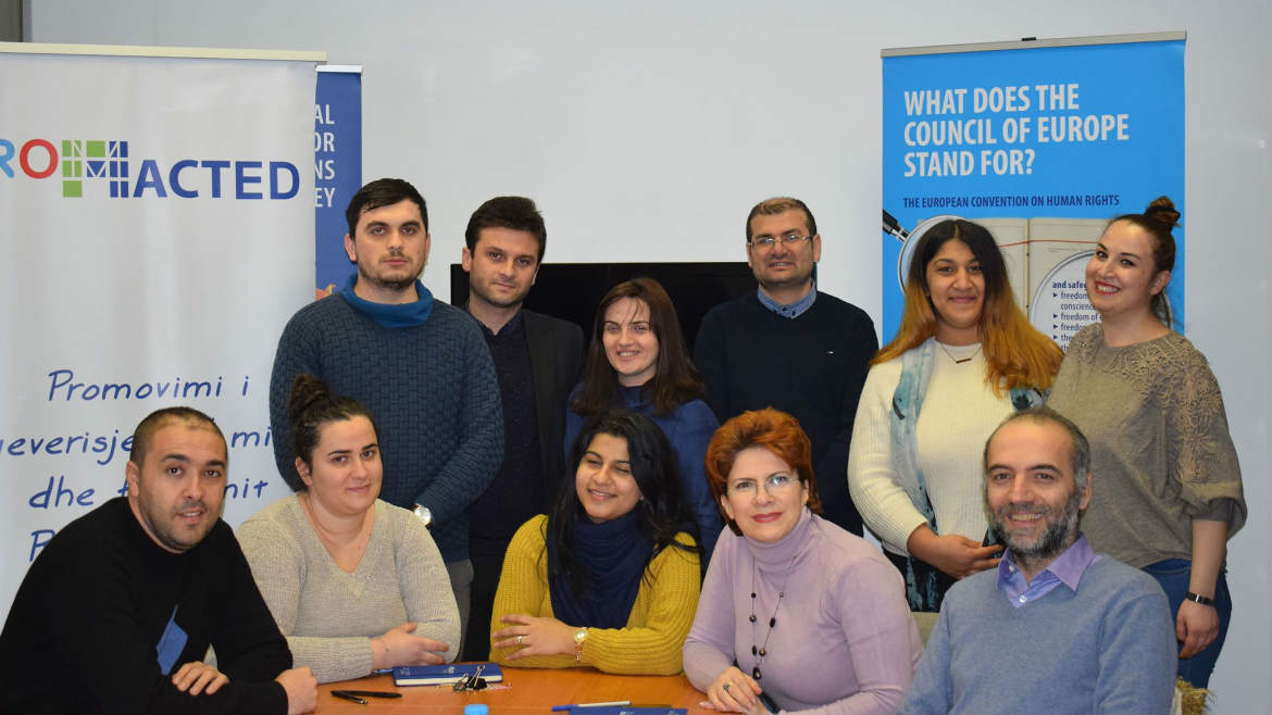 Romacted @work: prospects of local activities in Albania