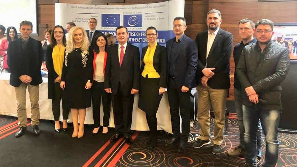 JUFREX Regional closing conference—three years of safeguarding media freedom and freedom of expression in Western Balkans