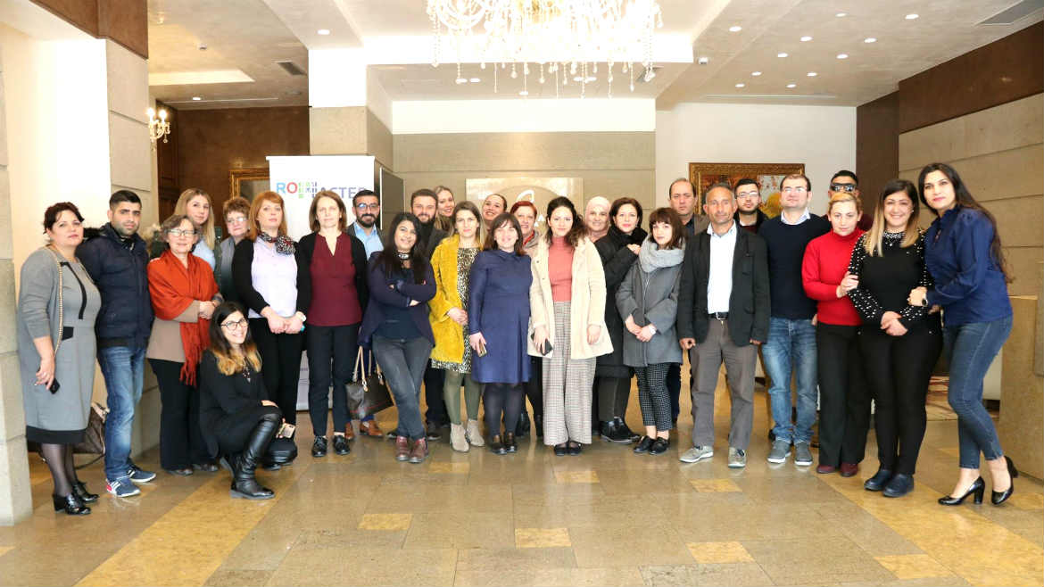 Joint action plans for roma integration at local level