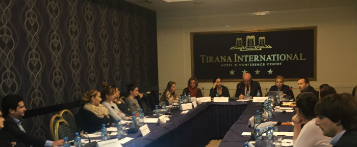 "Assessment Mission in the framework of EU-CoE Joint Programme ""Enhancing the effectiveness of the Albanian system of human rights protection and anti-discrimination"""