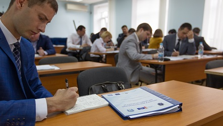Council of Europe contributed to the training of 600 managers of local public prosecutor's offices
