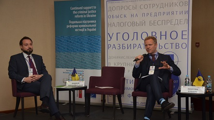 Council of Europe supported the III All-Ukrainian Conference On Criminal Law and Criminal Procedure