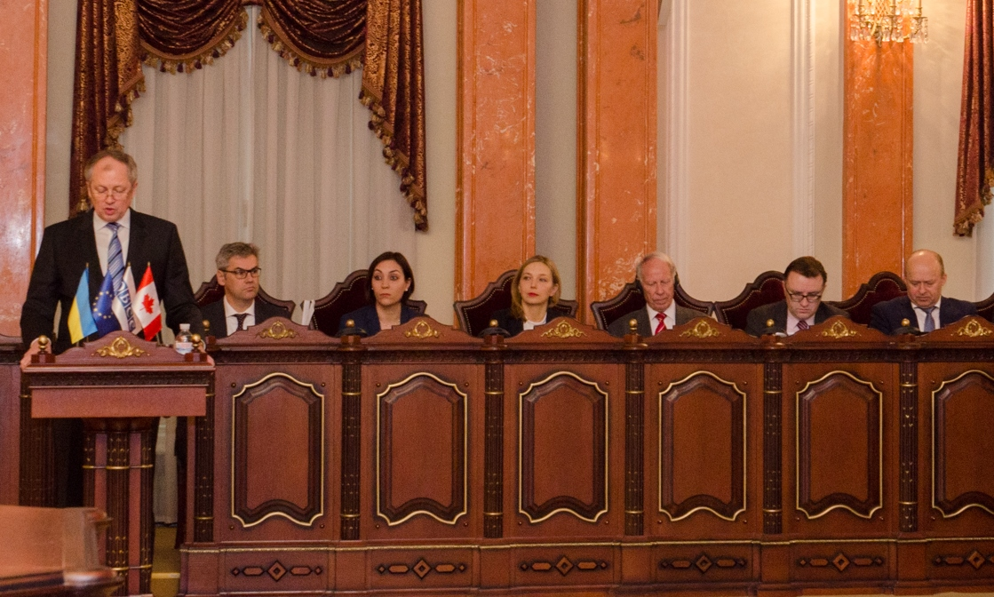 Right to Liberty and Security in Ukraine is discussed in the Supreme Court of Ukraine