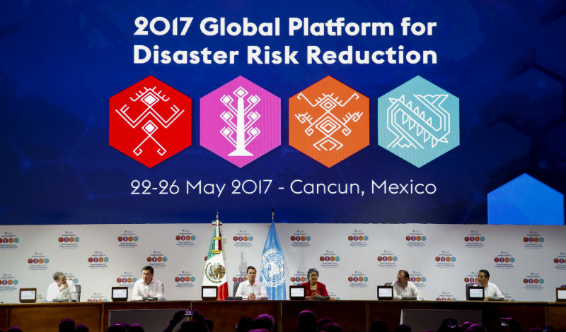 EUR-OPA presents its work at the Global Platform for Disaster Risk Reduction