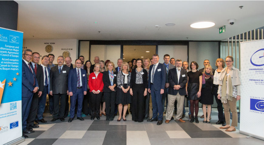 Joint meeting of the EUR-OPA Committee of Permanent Correspondents and the Directors of Specialised Centres