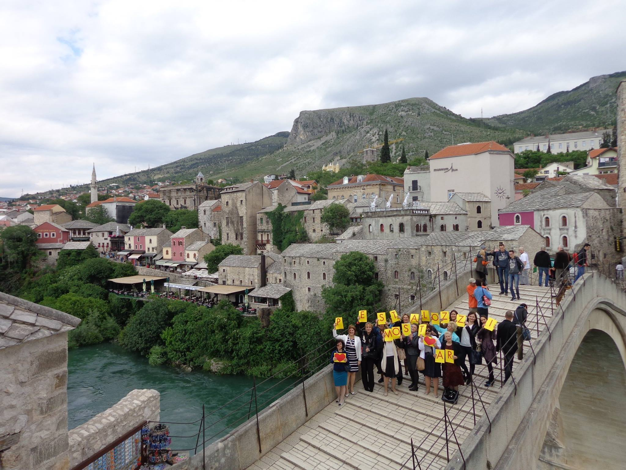 Dissemination and training event in Mostar