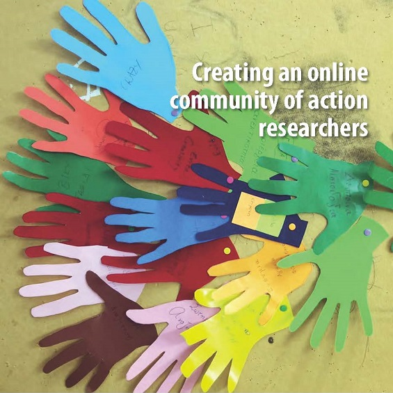 Creating an online community of action researchers