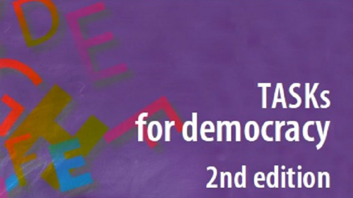 Pestalozzi series No 4: TASKs for democracy 2nd edition