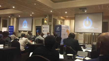 ICANN Capacity building workshop for African law enforcement