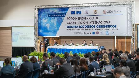 Hemispheric Forum on International Cooperation against Cybercrime