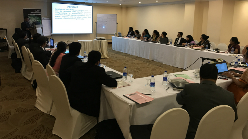 GLACY+: Residential Workshop on Cybercrime and Electronic Evidence for Intake of New Judges in Sri Lanka
