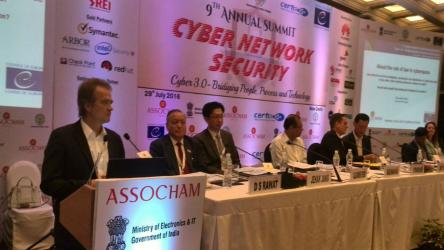 Cooperating against cybercrime in India