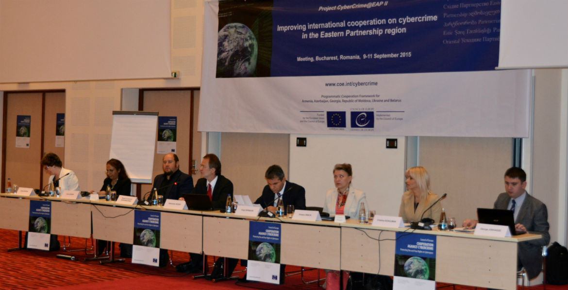 Improving international cooperation on cybercrime in the Eastern Partnership region