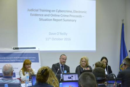 iPROCEEDS: Judicial training workshop in Zagreb
