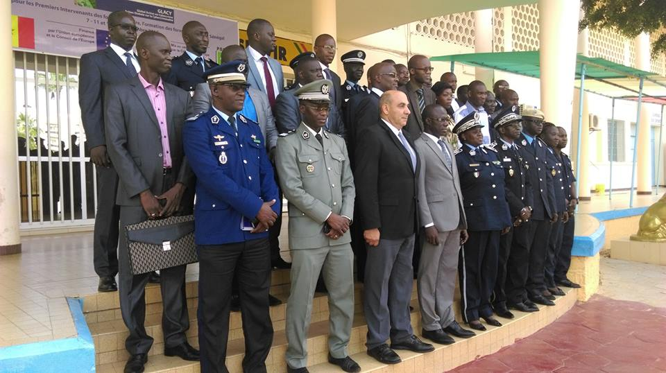 GLACY experts deliver First Responders Training on cybercrime to members of law enforcement in Senegal and Morocco