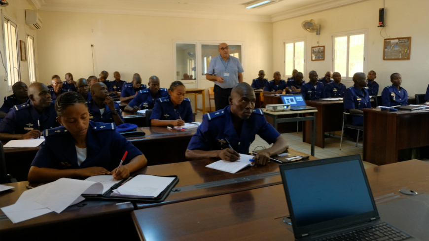 GLACY+ : First responders course to be integrated in the basic training program for officers of the Gendarmerie from West African countries