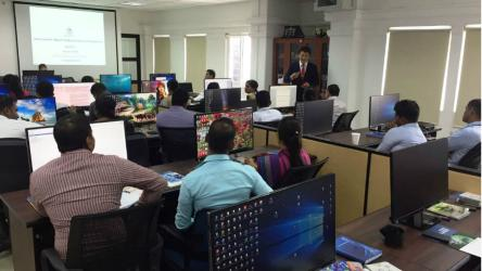 Special programme at CID focuses on cybercrime investigation and digital forensics capabilities of Sri Lanka Police
