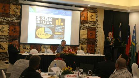 GLACY+: Pacific Islands Law Officers' Network Cybercrime Workshop