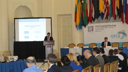 Annual Meeting of the Global Forum on Cyber Expertise (GFCE)