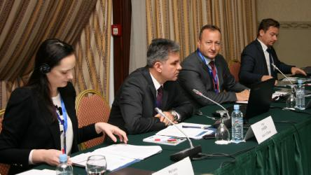 iPROCEEDS: Regional workshop on sharing good practices on reporting mechanisms in South-eastern Europe and Turkey
