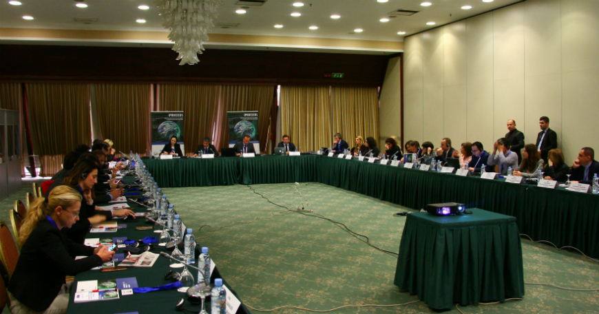 iPROCEEDS: Fourth Meeting of the Project Steering Committee