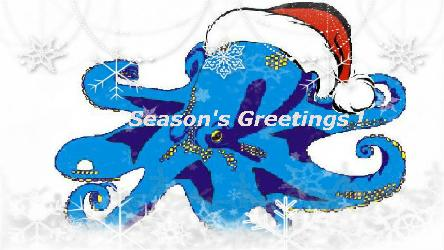 Season's Greetings for 2021!