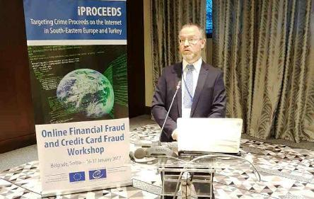 iPROCEEDS: Online Financial Fraud and Credit Card Fraud Workshop
