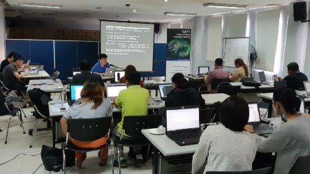 GLACY+: ECTEG Course on Live Data Forensics delivered by INTERPOL in the Philippines