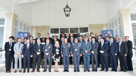 GLACY+: 5th Americas Working Group Meeting on Cybercrime for Heads of Cybercrime Units