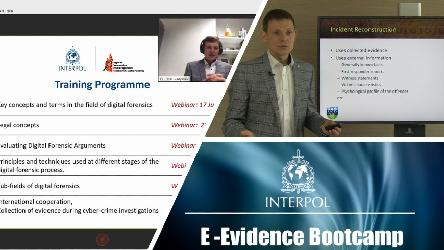 GLACY+ participated in INTERPOL's E-Evidence Boot Camp