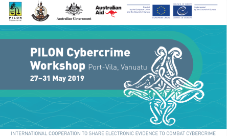 Cooperation on cybercrime in the Pacific: PILON meets in Vanuatu