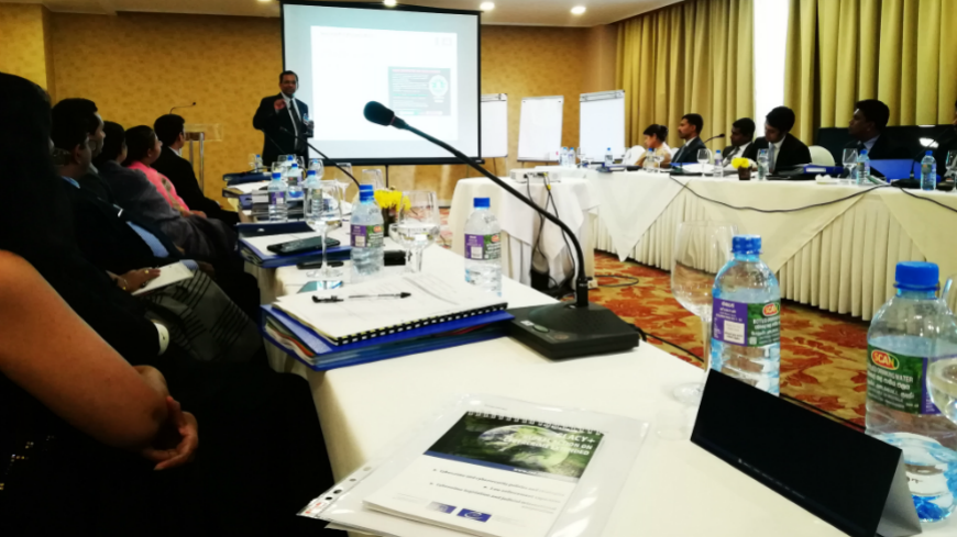 GLACY+: Workshop on cybercrime and e-evidence for Sri Lankan new Judges
