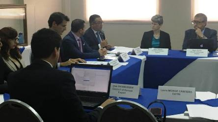 GLACY+: Advisory mission on cybercrime legislation and policies in Costa Rica