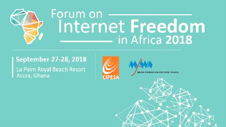 The Council of Europe hosts session on cybercrime legislation in Africa at the Forum on Internet Freedom in Africa 2018 (FIFAfrica18)