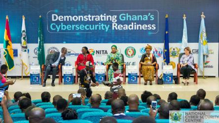 Cybecrime@Octopus: Council of Europe supported the Climax Week of the National Cyber Security Awareness Month of Ghana