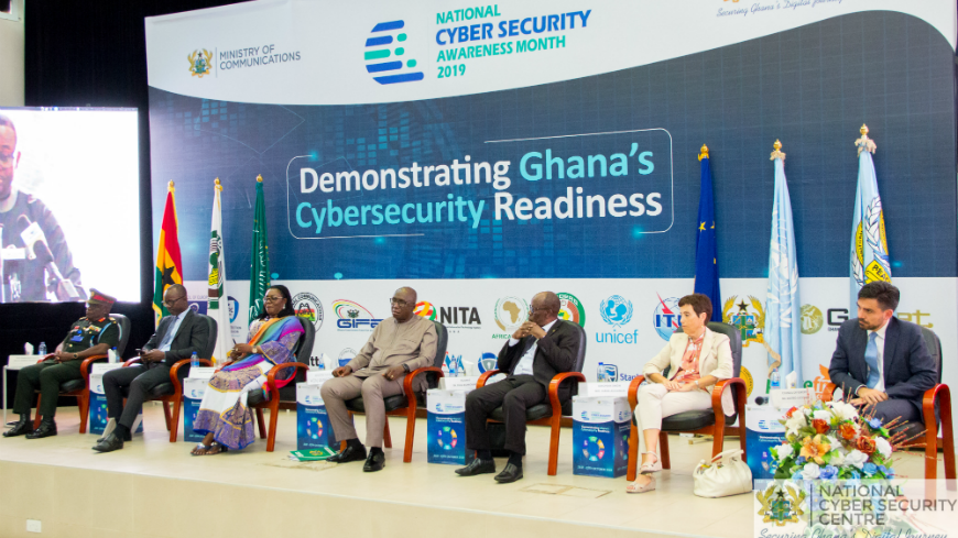 GLACY+: Inter-Ministerial Round Table on cyber security and cybercrime in West Africa, Ghana an ECOWAS best practice