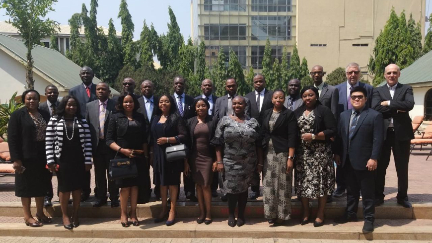 GLACY+: Basic Judicial Training in Nigeria