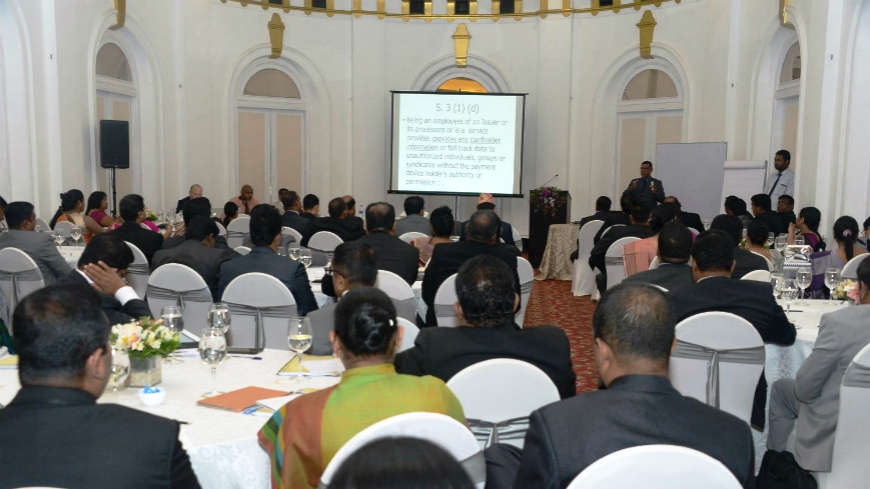GLACY+:  Over 300 Sri Lankan Judges received basic training in cybercrime and electronic evidence
